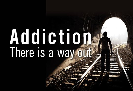 Addiction-way out